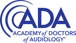 academy of doctors of audiology logo image