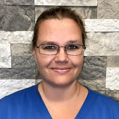 cathy livengood, patient care coordinator at coates hearing clinic
