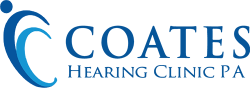 Coates hearing logo